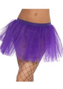 tutu de danseuse, déguisement tutu, accessoire déguisement tutu, accessoire tutu déguisement, tutu violet, tutu violet déguisement, Tutu Violet, en Tulle et Résille