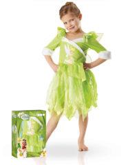déguisement disney fille, déguisement fée clochette fille, costume fée clochette pour enfant, déguisement princesse disney Déguisement de Fée Clochette, Luxe Winter, Fille