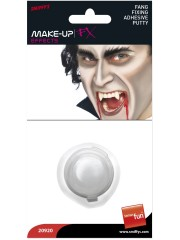 colle à canines, colle canines de vampire, colle à dents, accessoire halloween, maquillage halloween Colle à Canines de Vampire