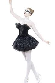déguisement black swan, costume black swan, déguisement femme halloween, costume femme halloween, costume halloween femme, déguisement halloween femme, déguisement danseuse, costume de danseuse adulte Déguisement Black Swan