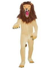 déguisement de lion homme, costume de lion, déguisement animaux, déguisements de lions, déguisement lion adulte, déguisement lion homme Déguisement de Lion Effrayant