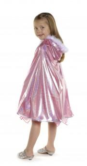 cape de princesse glitter fille, déguisement princesse fille, déguisements filles, accessoire princesse déguisement enfant Cape de Princesse Glitter, Fille