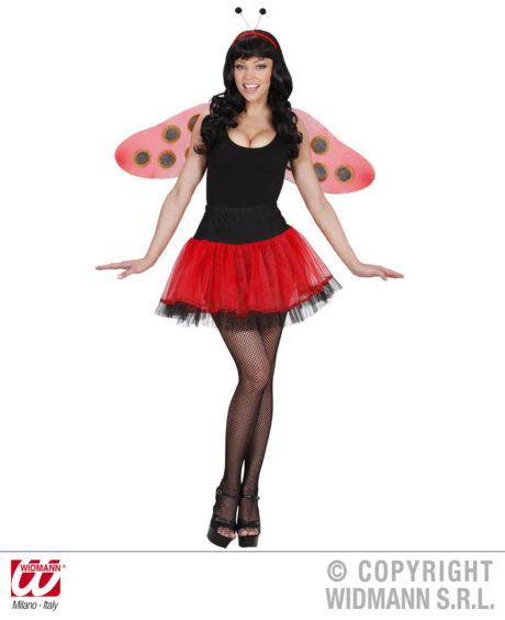 ailes de déguisement, ailes pour se déguiser, ailes de coccinelle, Ailes de Coccinelle
