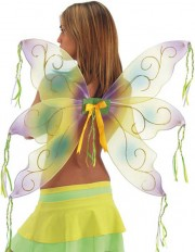 ailes de déguisement, ailes pour se déguiser, ailes de fées, ailes de fée, ailes de papillon, ailes de fées pour adultes, ailes de papillon adulte Ailes de Fée Papillon, avec Rubans