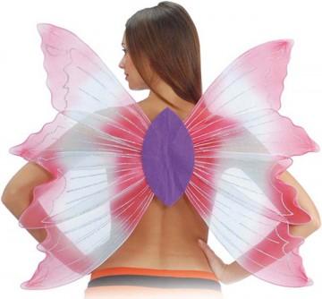 ailes de déguisement, ailes pour se déguiser, ailes de fées, ailes de fée, ailes roses, ailes de fée rose, ailes de papillon, ailes de fée adultes Ailes de Fée Papillon, Roses