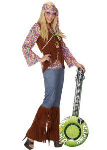 banjo gonflable, faux banjo, accessoire déguisement, faux instrument de musique, accessoire hippie déguisement, accessoire déguisement, fausse guitare, aux instrument de musique déguisement, accessoire déguisement hippie, Banjo Gonflable, Vert