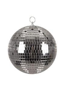 boule disco, décorations disco, décos année 80, boules discos, boules à facettes,, Boule à Facettes, Boule Disco Argent