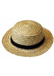 canotier, canotiers en paille, canotiers, chapeaux canotiers, chapeaux paille, accessoires canotiers, Canotier en Paille