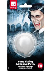 colle à canines, colle canines de vampire, colle à dents, accessoire halloween, maquillage halloween, Colle à Canines de Vampire