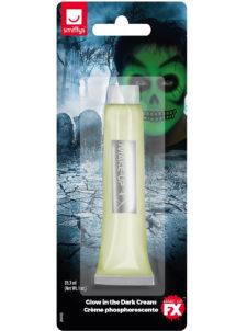 Fard phosphorescent maquillage, maquillage fluo, maquillage déguisement, maquillage halloween, Fard Phosphorescent