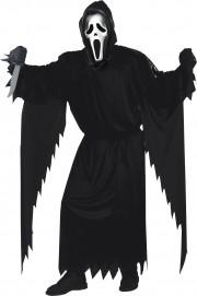 déguisement scream licence, déguisement scream, déguisement halloween, déguisement halloween homme, costume halloween adulte, déguisement halloween adulte, déguisement scream Déguisement Scream™