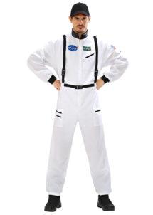 déguisement d'astronaute homme, costume astronaute, déguisement de cosmonaute, costume de cosmonaute, Déguisement d'Astronaute