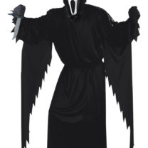 déguisement scream licence, déguisement scream, déguisement halloween, déguisement halloween homme, costume halloween adulte, déguisement halloween adulte, déguisement scream