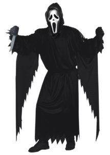 déguisement scream licence, déguisement scream, déguisement halloween, déguisement halloween homme, costume halloween adulte, déguisement halloween adulte, déguisement scream, Déguisement Scream, Licence Officielle