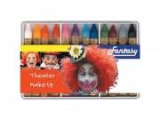 crayons à maquillage, crayon gras à maquillage, crayon gras maquillage, crayon à maquillage déguisement, maquillage déguisement, crayon maquillage halloween, crayon maquillage fête, crayon maquillage gras, palette crayons maquillage Crayons Gras à Maquillage, x 12