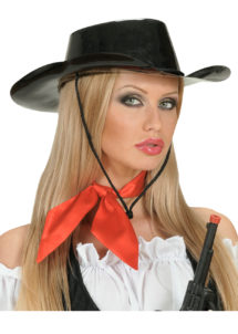 foulard rouge, foulard en satin rouge, foulard cowboy, foulard années 60, foulard de pirate, Foulard Rouge en Satin