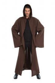 cape halloween déguisement, cape de jedi déguisement, cape adulte déguisement, cape déguisement adulte, cape déguisement jedi, accessoire cape halloween, déguisement halloween cape, cape de jedi marron déguisement Cape de Jedi à Capuche, Marron