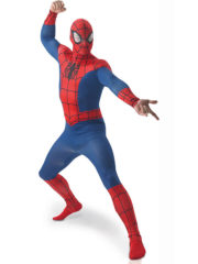 déguisement de spiderman, déguisement seconde peau, déguisement second skin, costume spiderman adulte, déguisement spiderman adulte Déguisement Spider-Man, Seconde Peau