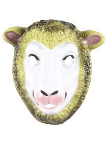 masque de mouton, masques animaux, masque animaux enfant, masques d'animaux, Masque de Mouton