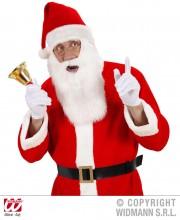 bonnet de noel avec barbe Bonnet de Père Noël, avec Barbe