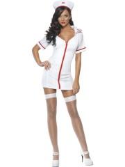 déguisement d'infirmière, costume d'infirmière, déguisement infirmière sexy, costume infirmière sexy, déguisement infirmière adulte, costume infirmière adulte Déguisement Infirmière Sexy