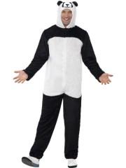 déguisement de panda adulte, costume panda homme, déguisement animal adulte, déguisement panda Déguisement de Panda, Combinaison