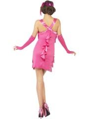 robe charleston déguisement, déguisement charleston, déguisement années 30, robe années 20, costume cabaret, déguisement cabaret femme, déguisement robe charleston Déguisement Charleston, Flapper Foxy, Rose
