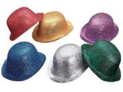chapeaux melons, chapeau melon, chapeaux melons paillettes, chapeaux de fête, chapeaux paris, chapeaux melons paillettes Chapeau Melon à Paillettes
