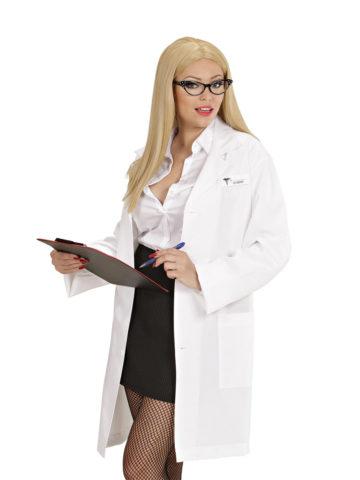 blouse blanche, blouse de déguisement, déguisement de médecin, accessoire déguisement, déguisement docteur adulte, déguisement femme, paris déguisement homme paris Blouse Blanche