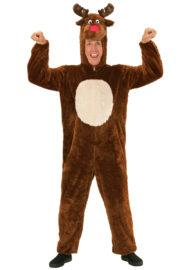 déguisement de renne, costume de renne, déguisement renne noel adulte, déguisement noel homme, déguisement noel femme, costume de renne de noel, déguisements animaux, accessoire renne déguisement noel Déguisement de Renne, Combinaison