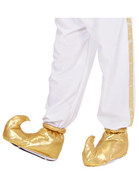 chaussures aladin, babouches orientales, accessoire déguisement oriental, surchaussures aladin, surchaussures orientales, accessoire bollywood, Babouches Orientales