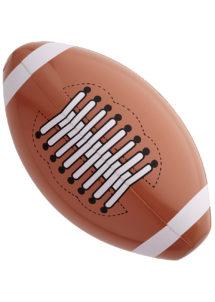 ballon de footballeur américain gonflable, accessoire gonflable, faux balai de footballeur américain, ballon gonflable déguisement, déguisement américain, accessoire déguisement, Ballon de Footballeur Américain Gonflable