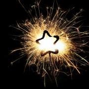 cierges magiques Cierges Magiques, Coeur et Etoiles X 6