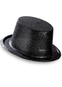 chapeaux paillettes, chapeaux hauts de forme paillettes, chapeaux hauts de forme, chapeau haut de forme, chapeaux paris, chapeaux hauts de forme, Chapeau Haut de Forme à Paillettes, Noir