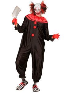 déguisement clown homme, costume clown homme, déguisement clown adulte, accessoire clown déguisement, déguisement clown halloween, déguisement clown maléfique, déguisement halloween, Déguisement Clown, Killer