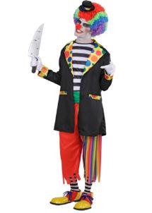 déguisement clown homme, costume clown homme, déguisement clown adulte, accessoire clown déguisement, déguisement clown halloween, déguisement clown maléfique, Déguisement Clown Evil