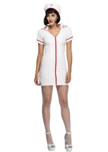 déguisement d'infirmière, costume d'infirmière, déguisement infirmière sexy, costume infirmière sexy, déguisement infirmière adulte, costume infirmière adulte, Déguisement d'Infirmière Sexy