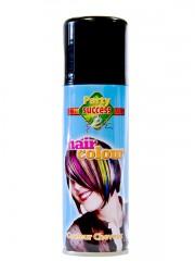 laque noire,bombe couleur pour cheveux, laque cheveux, laque coloration cheveux, spray couleurs pour cheveux, sprays colorants cheveux, spray noir cheveux Laque Noire, Coloration de Cheveux