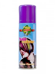 laque violette,bombe couleur pour cheveux, laque cheveux, laque coloration cheveux, spray couleurs pour cheveux, sprays colorants cheveux, spray violet cheveux Laque Violette, Coloration de Cheveux