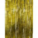 rideau de porte lamelles dorées Rideau de Porte, Lamelles Dorées