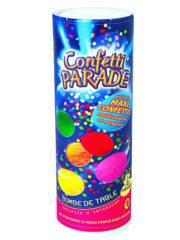 bombe de table, canon à confettis, confettis anniversaire, cotillons d'anniversaire, confettis de fête Bombe de Table, Confettis