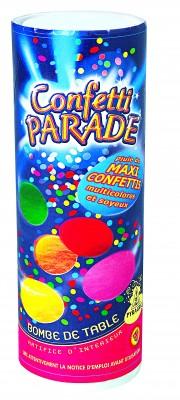bombe de table confettis Bombe de Table, Confettis