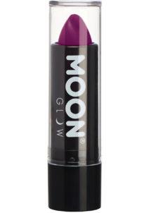 maquillage fluo, soirée fluo, rouge à lèvres fluo, accessoire soirée fluo déguisement, accessoire fluo déguisement, maquillage fluo, rouge à lèvres fluorescent, Rouge à Lèvres Violet Intense, Fluo
