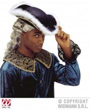 chapeau tricorne, chapeaux tricornes, tricornes noirs, chapeaux vénitiens, accessoires déguisements chapeaux Chapeau Tricorne, Galon et Plumes