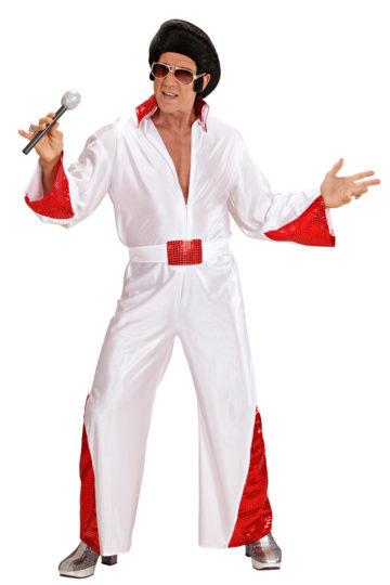 déguisement d'elvis, déguisement elvis presley, costume elvis homme, costume rock'n'roll adulte, déguisement elvis presley homme, costume elvis presley homme, costume années 60 homme, déguisement années 60 homme Déguisement Elvis, Combinaison The King