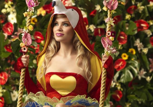 Soirée déguisement déco Saint Valentin, Sélection