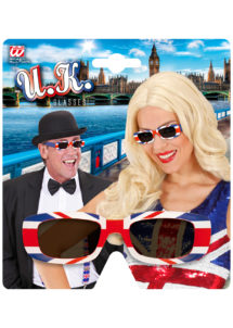 lunettes drapeau anglais, lunettes union jack, lunettes Angleterre, lunettes supporter anglais, Lunettes Drapeau Anglais, Union Jack