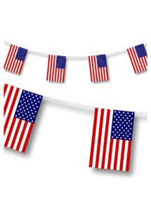guirlande drapeaux américains, guirlande drapeaux états unis, guirlande de drapeaux, Guirlande Drapeaux, Etats Unis, Drapeaux Américains