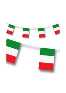 guirlande drapeaux italie,drapeaux des pays, drapeaux de l'euro 2016, boutique supporter, supporter euro 2016, drapeaux de l'euro 2016, boutique supporter, Guirlande Drapeaux, Italie
