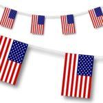 guirlande drapeaux américains, guirlande drapeaux états unis, guirlande de drapeaux Guirlande Drapeaux, Etats Unis, Drapeaux Américains